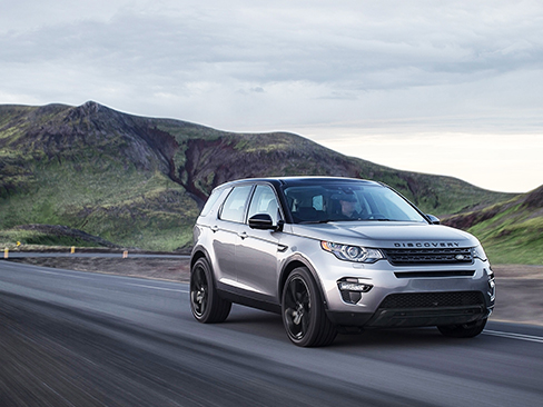 Land Rover Discovery Car