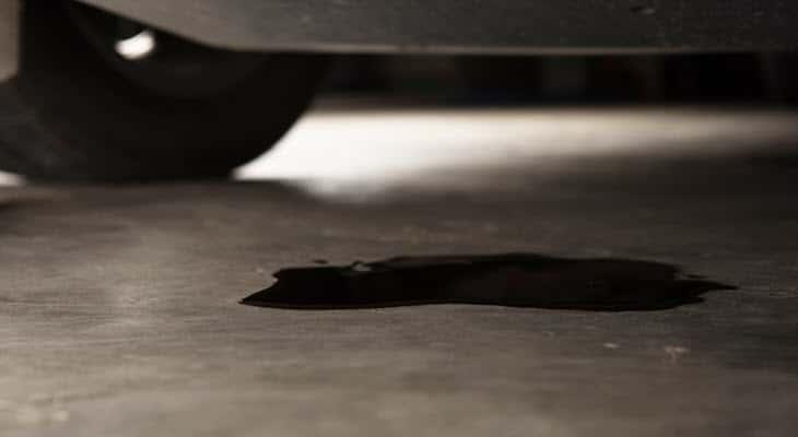 Audi Camshaft Tensioner Leak