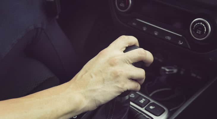 Acura Gear Shifting Issue