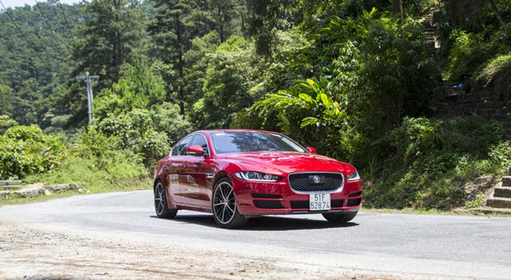 Jaguar XE Car