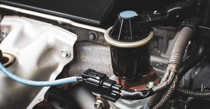 Volkswagen EGR Valve Check