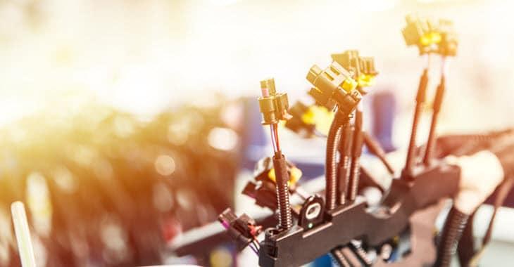 Lexus Engine Harness Wires