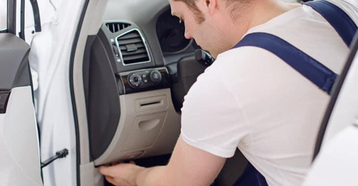 Audi Airbag Check