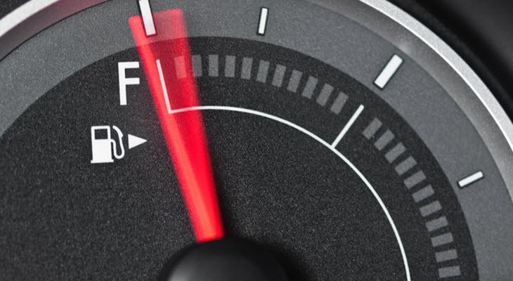 MINI Inconsistent Fuel Gauge