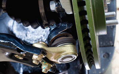 BMW 3 Series Ball Joint Check